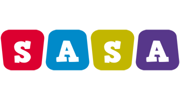Sasa daycare logo