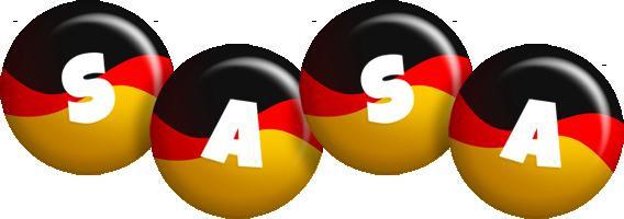 Sasa german logo