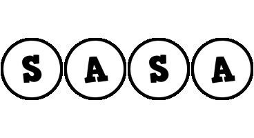 Sasa handy logo