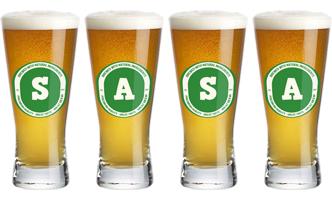 Sasa lager logo