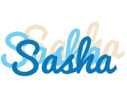Sasha breeze logo