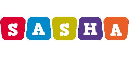 Sasha daycare logo