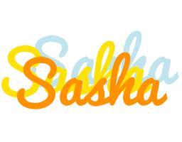Sasha energy logo