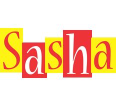 Sasha errors logo