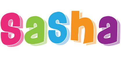 Sasha friday logo