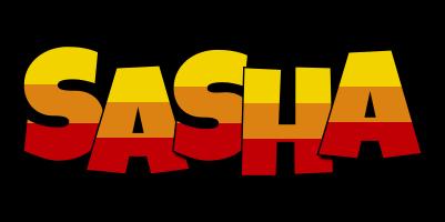 Sasha jungle logo