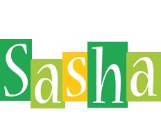 Sasha lemonade logo