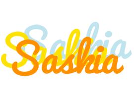 Saskia energy logo