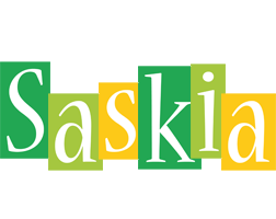 Saskia lemonade logo