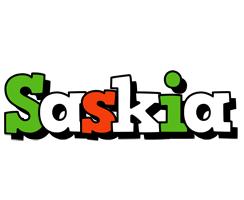 Saskia venezia logo