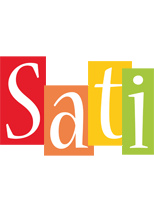 Sati colors logo
