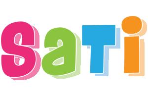 Sati friday logo