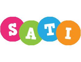 Sati friends logo