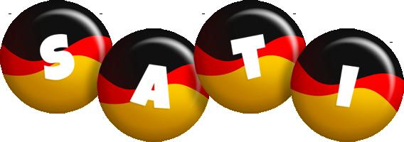 Sati german logo