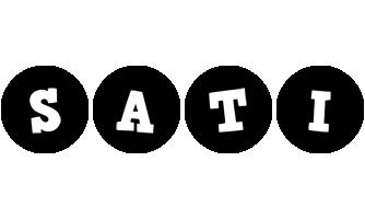 Sati tools logo