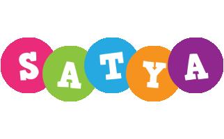 Satya friends logo