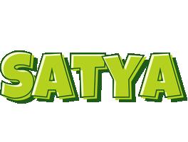 Satya summer logo
