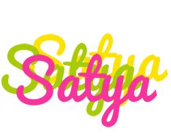 Satya sweets logo