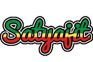 Satyajit african logo