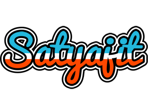 Satyajit america logo