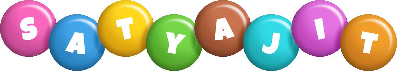 Satyajit candy logo