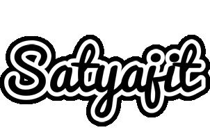 Satyajit chess logo