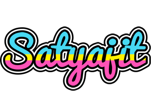 Satyajit circus logo