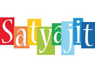 Satyajit colors logo