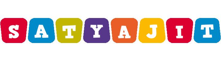 Satyajit daycare logo