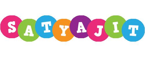 Satyajit friends logo