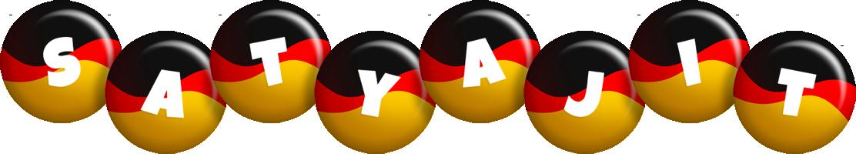 Satyajit german logo