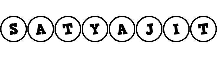 Satyajit handy logo