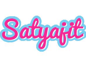 Satyajit popstar logo
