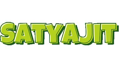 Satyajit summer logo