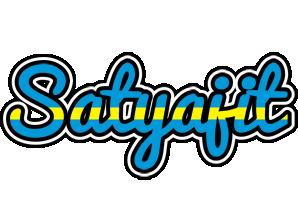 Satyajit sweden logo