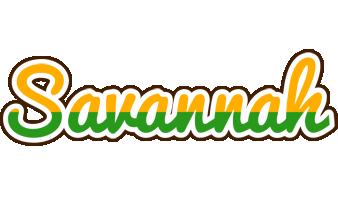 Savannah banana logo