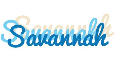 Savannah breeze logo