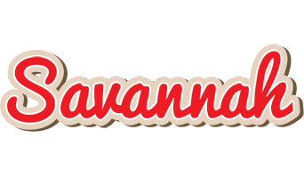 Savannah chocolate logo