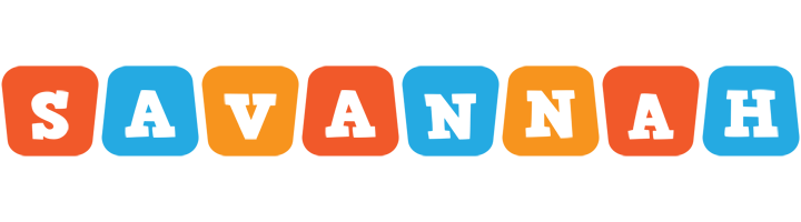 Savannah comics logo