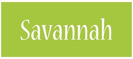 Savannah family logo