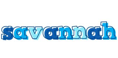 Savannah sailor logo
