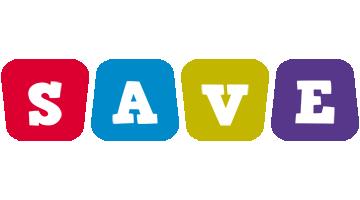 Save kiddo logo