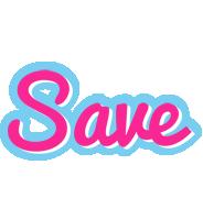 Save popstar logo