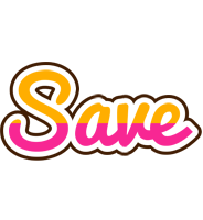 Save smoothie logo