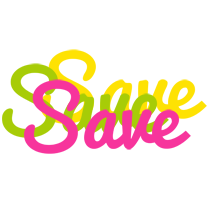 Save sweets logo