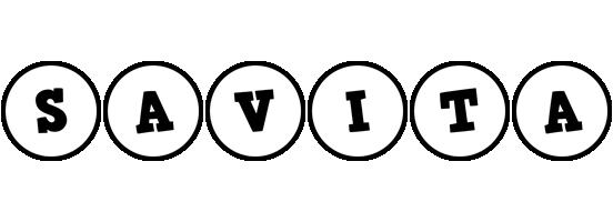 Savita handy logo