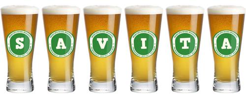 Savita lager logo