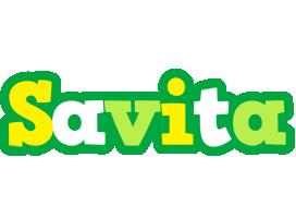 Savita soccer logo