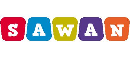Sawan daycare logo