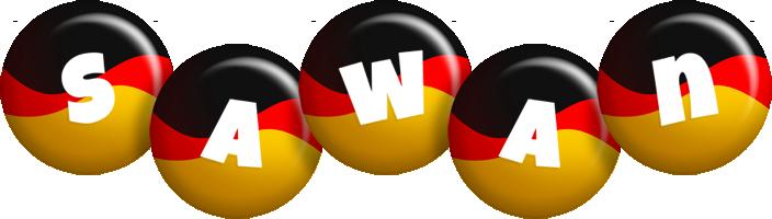 Sawan german logo